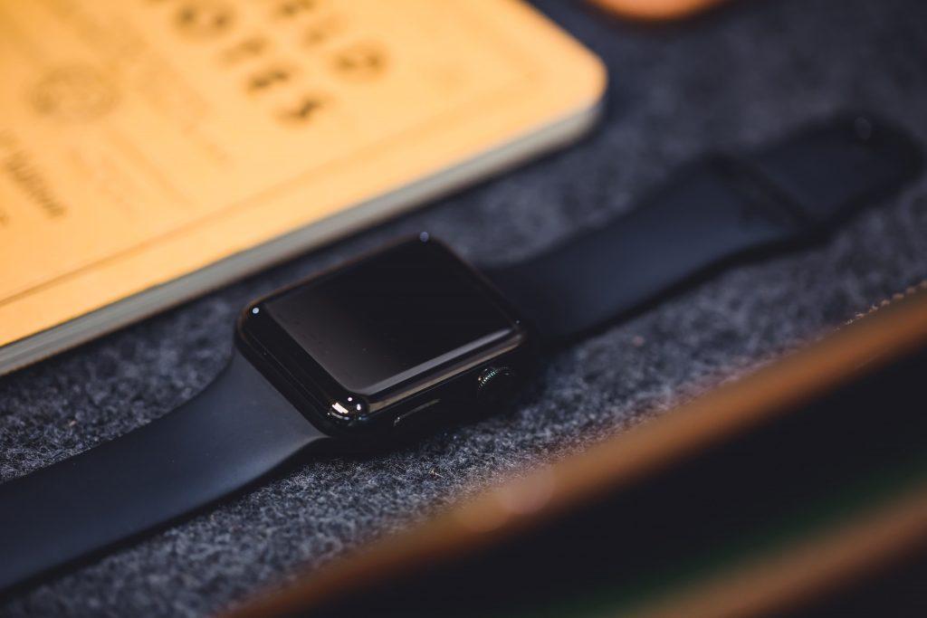 guminis smartwatch dirželis