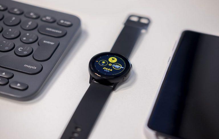 samsung smartwatch apyrankė