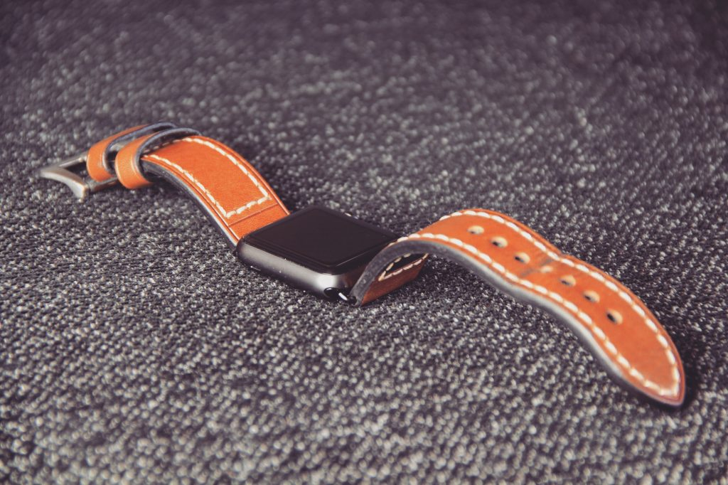 odinė smartwatch apyrankė